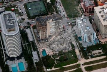 Seis colombianos residían en edificio que colapsó en Miami, EEUU