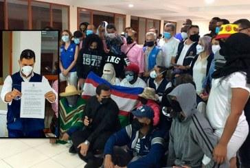 Suspenden decreto que firmó la Alcaldía con la Unión de Resistencias Cali
