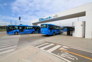 Terminal Andrés Sanín y once rutas del Mío vuelven a operar en el oriente
