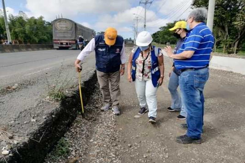 Vía Cali – Jamundí estará terminada para finales del mes de junio