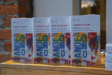 """Se estrenó en Cali el libro """"Todos los Cuentos"""" de Andrés Caicedo"""