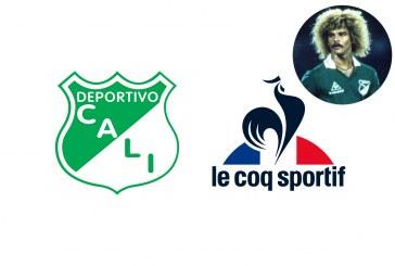 Deportivo Cali presentaría su nueva indumentaria Le Coq Sportif la próxima semana