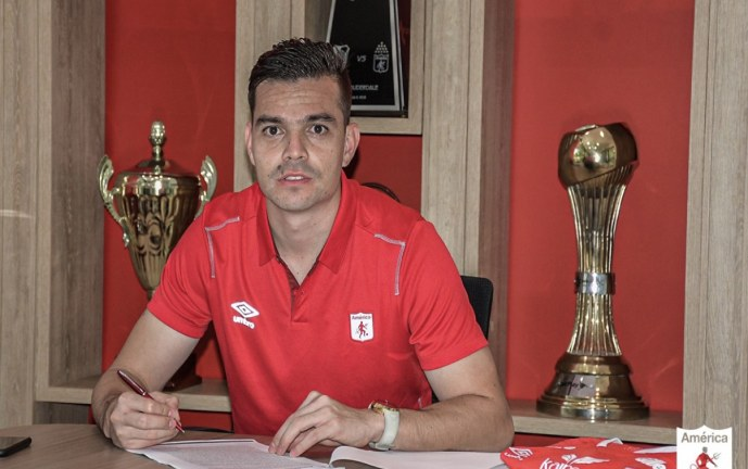 Daniel Hernández, es el nuevo refuerzo del equipo escarlata