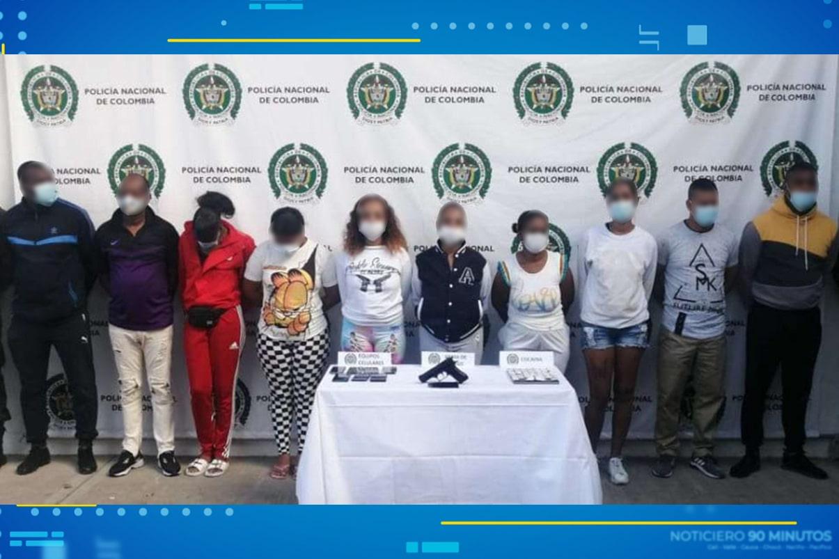 Banda 'Tercera Generación': acusados de extorsiones en Terrón Colorado