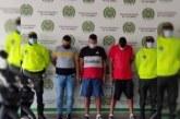Caen presuntos integrantes de la banda 'Los Gatos' en Buga