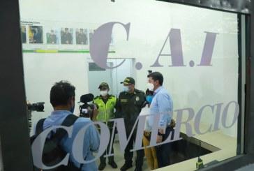CAI de Paso del Comercio sería llamado con el nombre del patrullero asesinado en el sector