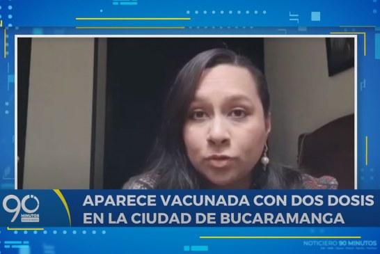 Caleña fue a vacunarse y le dijeron que aparecía vacunada en Bucaramanga