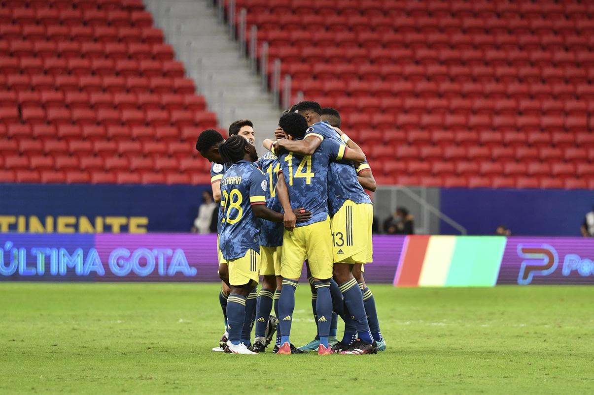 Colombia se coronó tercera de América con doblete de Luis Díaz