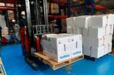 Cómo se distribuirán las 308.880 dosis de Pfizer que llegaron al país