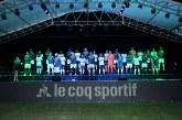 Deportivo Cali presentó los diseños de sus nuevas camisetas Le Coq Sportif