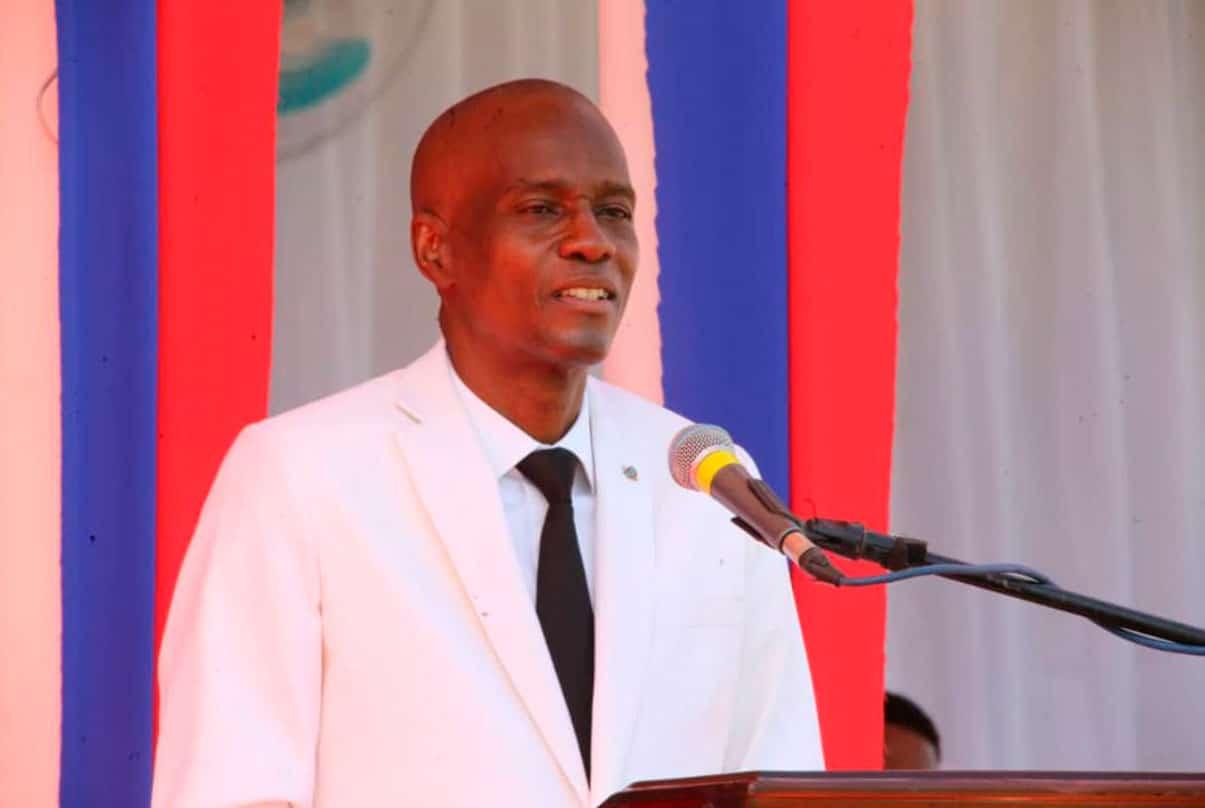 Detienen al presunto cerebro del asesinato del Presidente de Haití