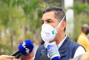 """""""Esta variante delta es mucho más contagiosa"""": Jorge Iván Ospina"""