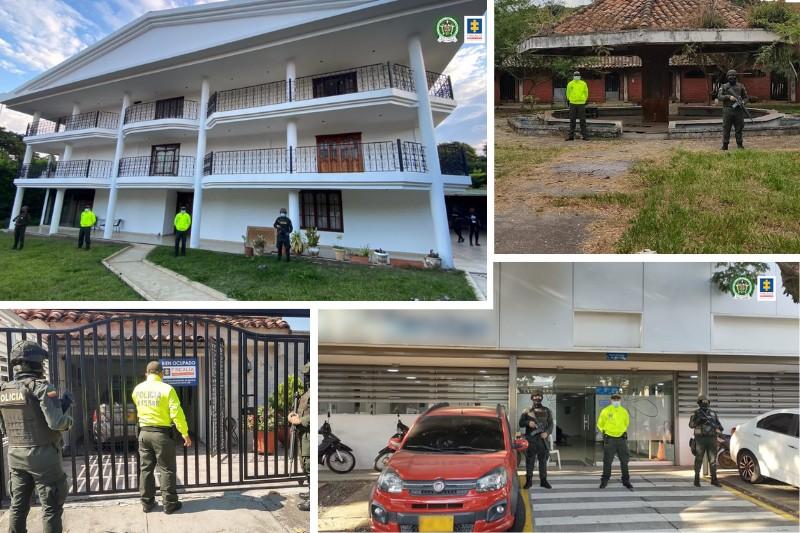 Fiscalía intervino más de mil bienes del extinto capo 'Pacho' Herrera