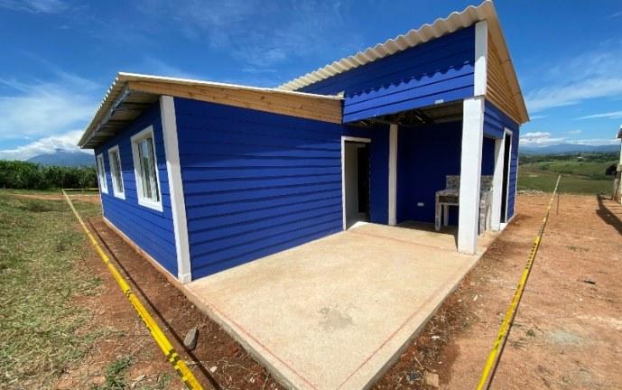 Gobierno presentó proyecto de vivienda para reincorporados