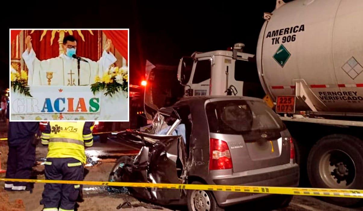 Identifican a las dos víctimas mortales de aparatoso accidente en Rozo