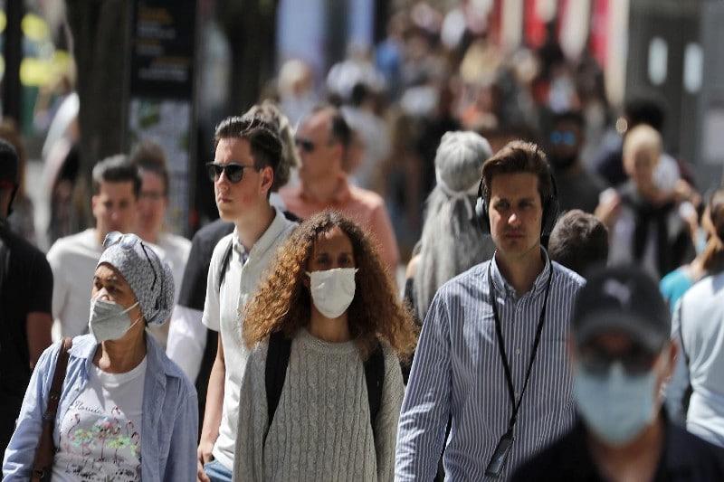 Inglaterra: Dejará de ser obligatorio el uso de tapabocas