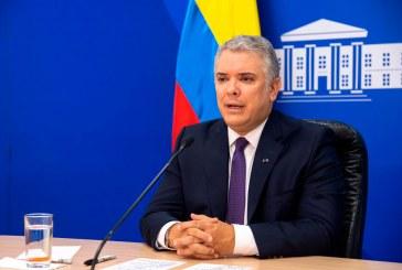 Iván Duque ofreció colaboración a Haití por asesinato de presidente Moïse