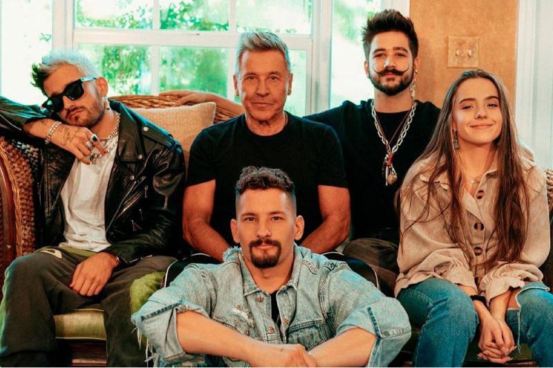 La familia Montaner se presentará en un concierto sinigual