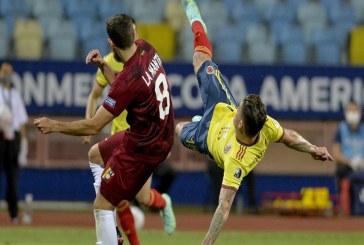 Matheus Uribe sale de la Selección por una fuerte lesión