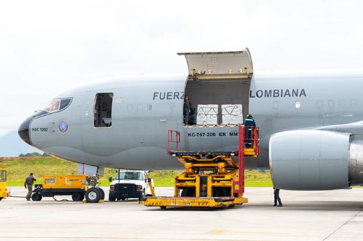 Minsalud explicó la distribución de vacunas donadas a Colombia