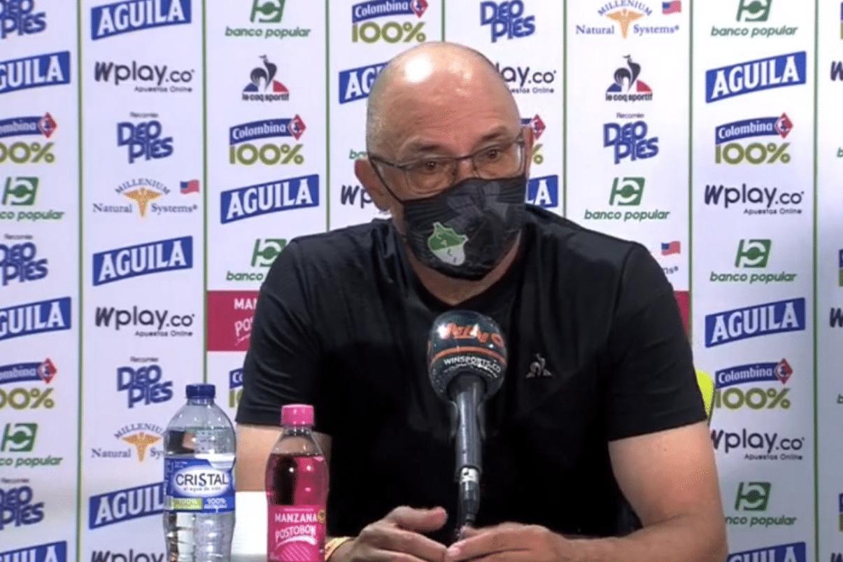 Empate entre Cali y Medellín no tuvo al gol como protagonista, sí el mal arbitraje