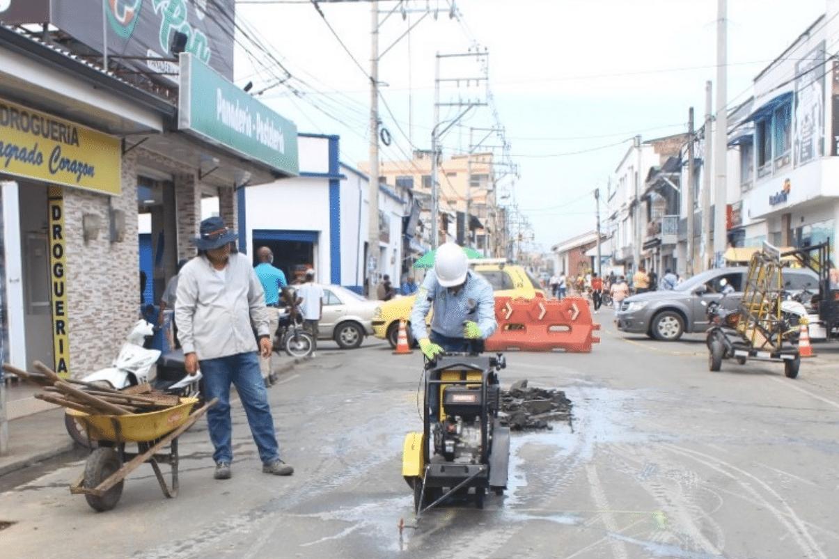 Anuncian recuperación de importantes vías en Jamundí. Mire cuáles son