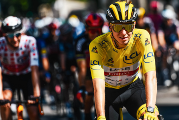 Tadej Pogacar, el rey del Tour de France