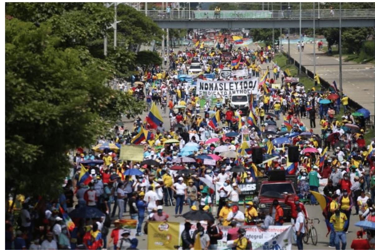Comité Intergremial Empresarial llama a que las manifestaciones sean pacíficas