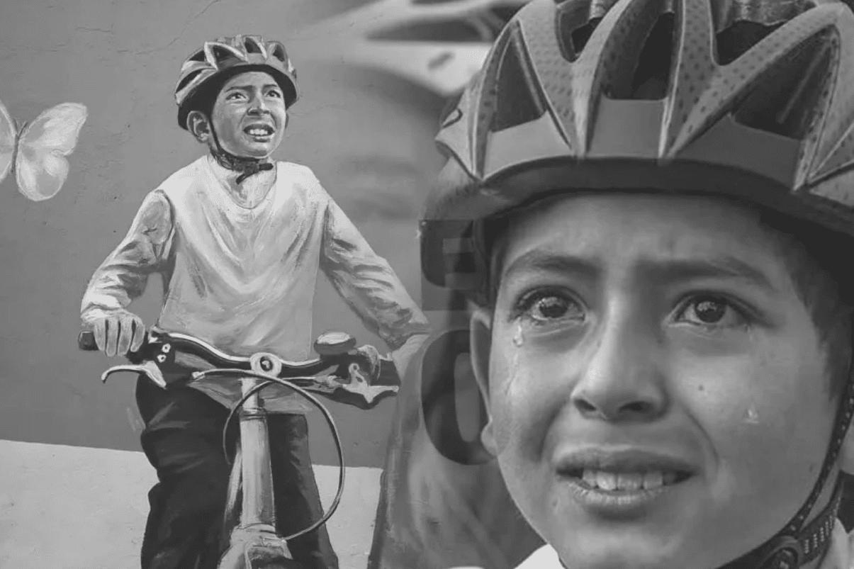 Fallece Julián Gómez, niño que se conmovió con el triunfo de Egan en el Tour 2019