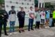 Envían a la cárcel a presuntos responsables de secuestro y tortura a agentes del Esmad