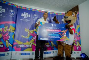 'Por nosotros' de Hendrix Hinestroza, es la canción oficial de los Juegos Panamericanos Junior