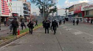 """Policía detuvo a 22 manifestantes en el país por """"alterar el orden público"""""""