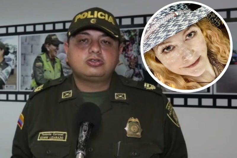 Policía entrega declaraciones sobre posible atentado contra ciudadana extranjera