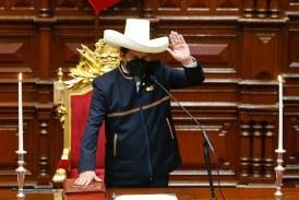 Presidente de Perú anuncia transformación de Palacio de Gobierno en museo