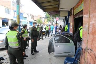 Se recuperaron 32 vehículos tras operativo policial en Cali