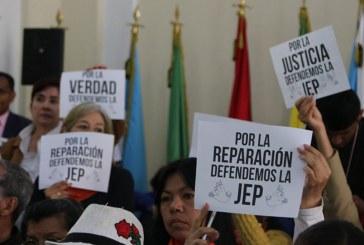 """'Timochenko' advierte que """"sectores"""" buscan destruir la JEP en Colombia"""