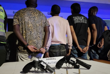 """Capturados """"los del carro morado"""" por hurto en el municipio de Yumbo"""