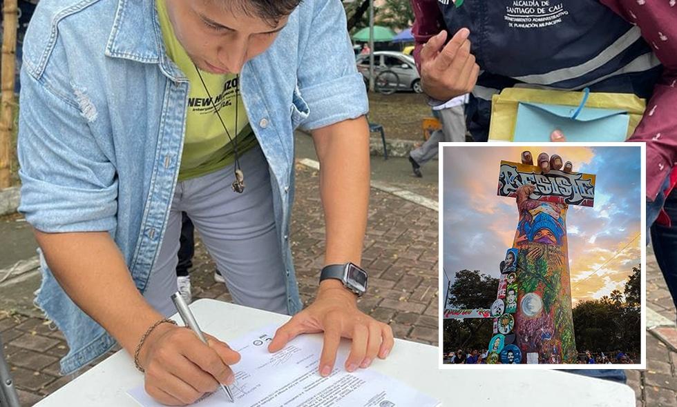 Alcaldía dio licencia que legaliza Monumento construido en Puerto Rellena