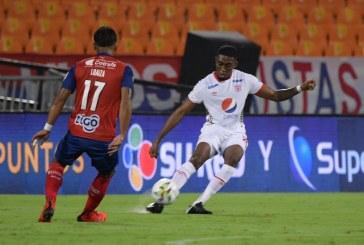 América perdió 2-0 contra Independiente Medellín en el Atanasio Girardot