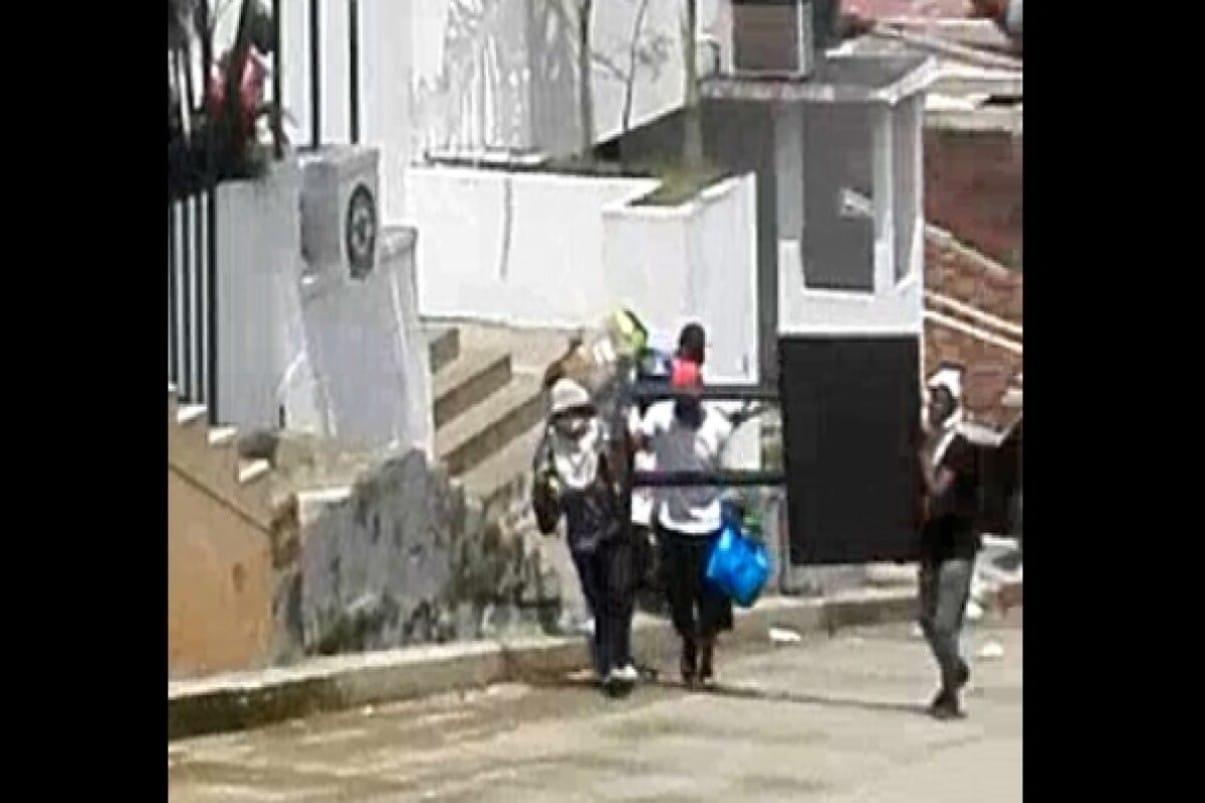 Caen 7 personas vinculadas con ataque a estación La Sultana durante paro