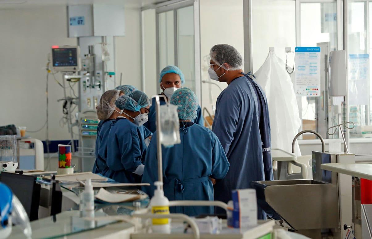Covid- 19: Colombia reporta la cifra más baja de muertes en cinco meses