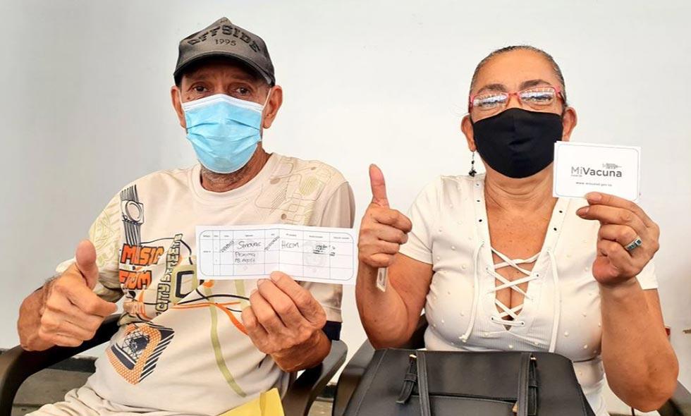 Colombia pasó las 35 millones de dosis de vacunas aplicadas contra covid