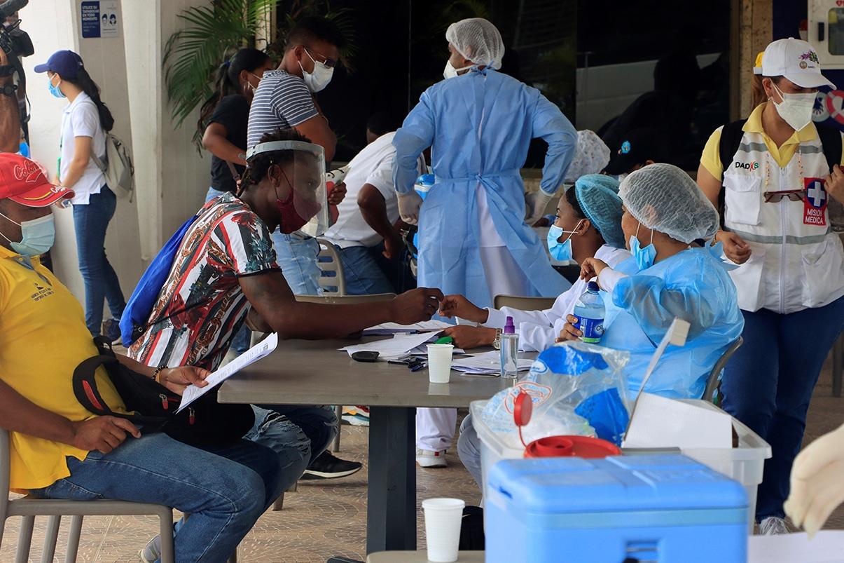 Colombia reporta 6.540 contagios y 204 muertes por coronavirus