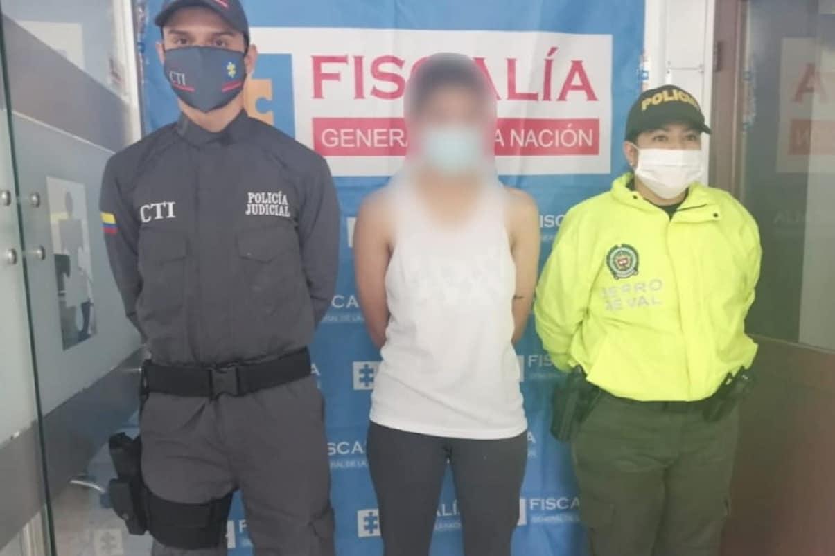 Condenan a mujer por el feminicidio de su pareja menor de edad
