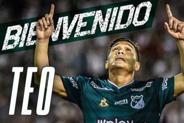 ¡Contratación inesperada!: Deportivo Cali oficializó a Teófilo Gutiérrez