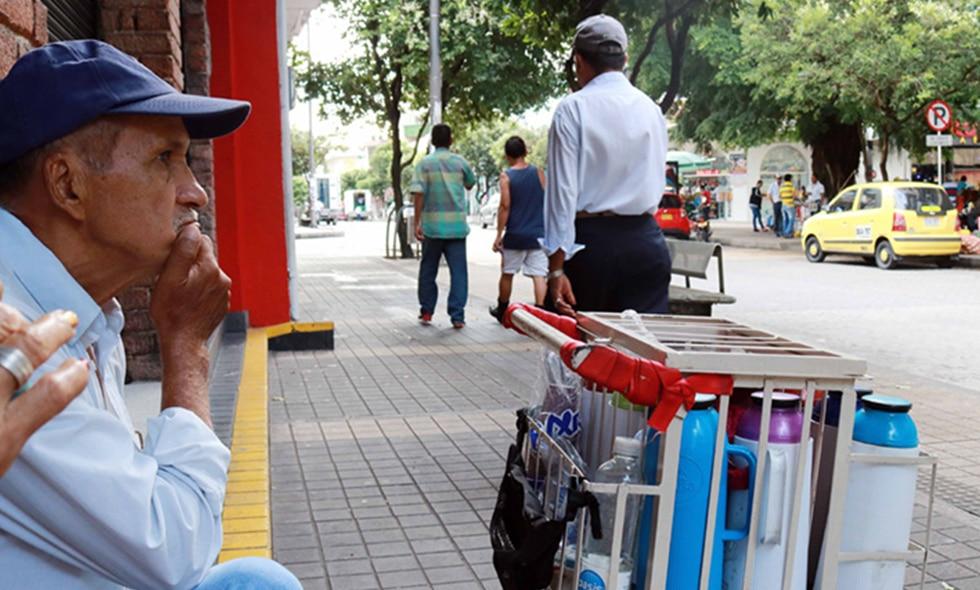 El desempleo de Colombia en julio fue del 14,3 %
