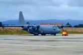 Dos aviones Hércules serán entregados a la Fuerza Aérea en Colombia