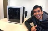 Egresado de la UAO triunfa en Francia con proyecto de Inteligencia Artificial