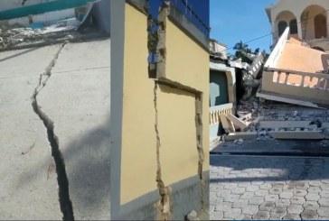 Haití en alerta de tsunami por terremoto de 7,2 grados en la escala de Richter