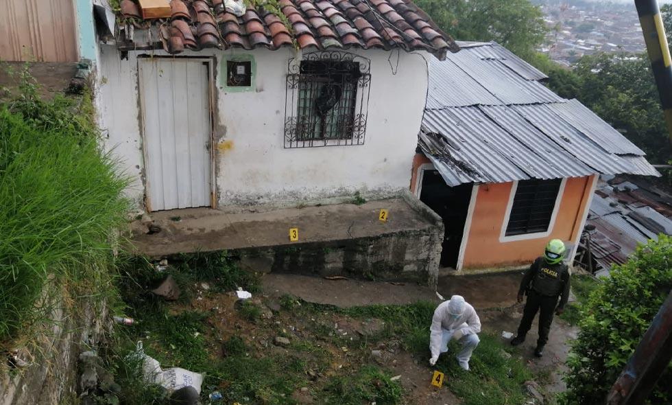 Hallan cuerpo de hombre decapitado en Buga y a presuntos autores del crimen